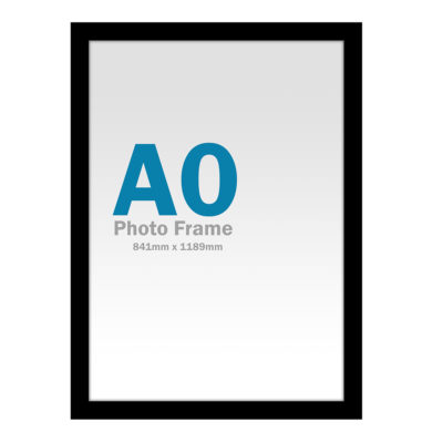 A0 Picture Frames