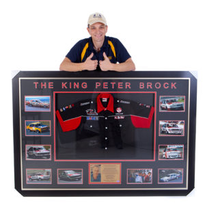 peter-brock-memorabilia-framing
