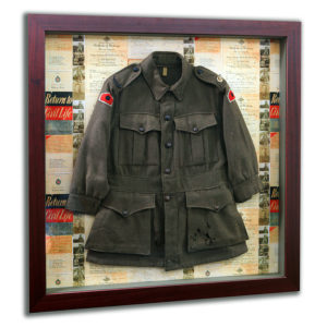 war-jacket-framing