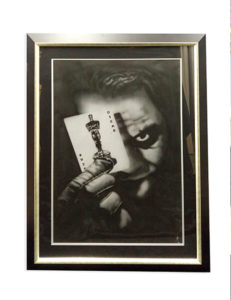 the-joker-silver-frame