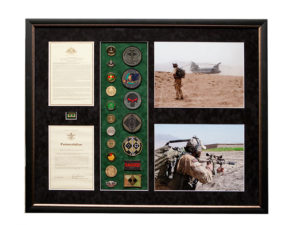 war-memorabilia-framing