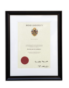 university-certificate-framing