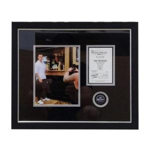 memorabilia-framing