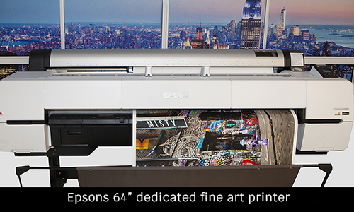 epsons dedicate fine art printer