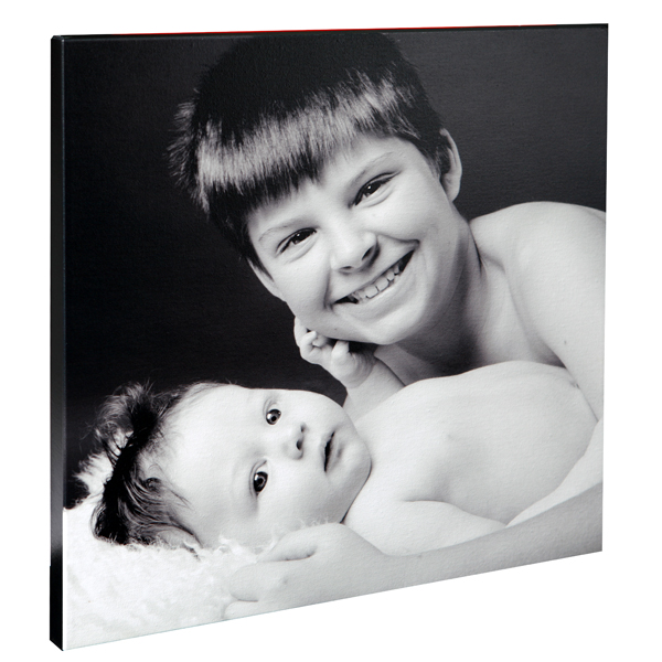 canvas photo of kids