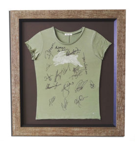 t-shirt-framed