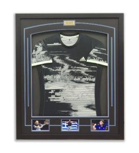 football jersey framing ideas and design